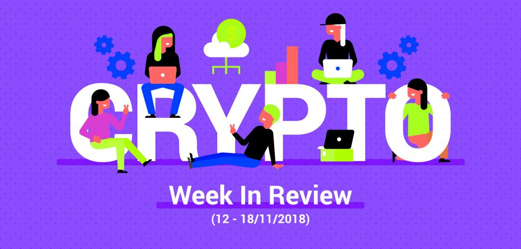 Crypto Week In Review 2 - Banner