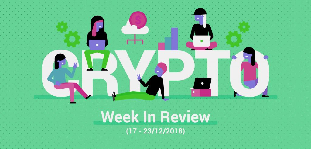 Crypto Week In Review 7 - Banner