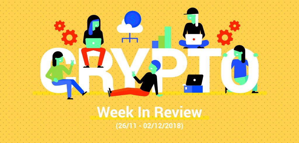 Crypto Week In Review 4 - Banner