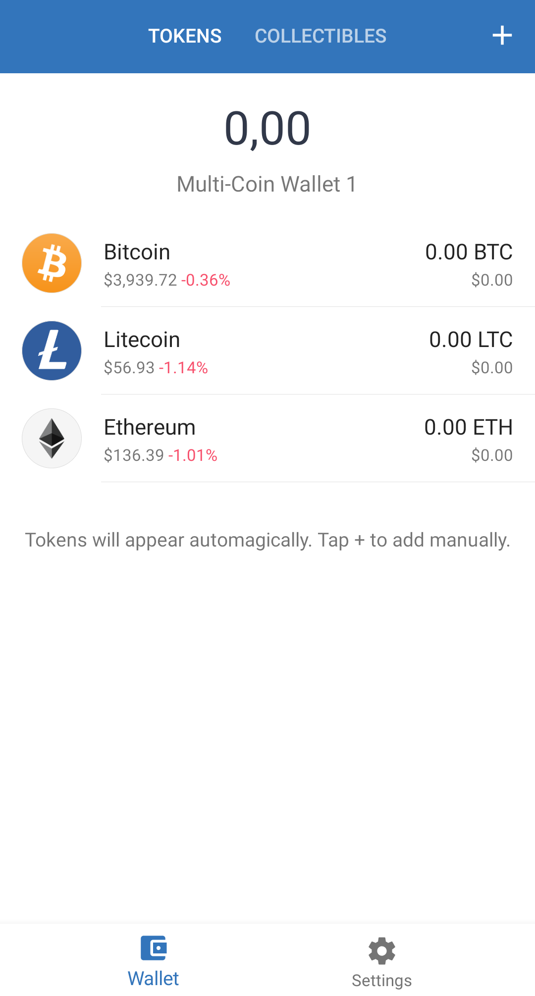 Top 3 Android Bitcoin Wallets • MyAltcoins